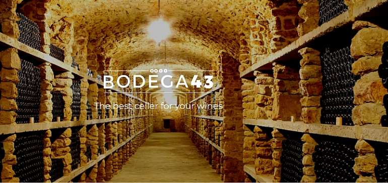 BODEGA43 - The best cellar for your wines
