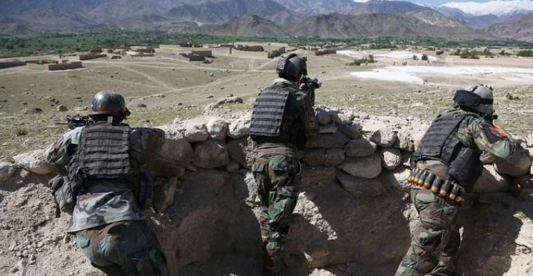 The Struggle For Peace In Afghanistan: Is Community Engagement The Key?