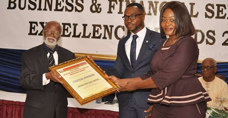 Jekora Ventures Bags Ghana Business Services Excellence Award