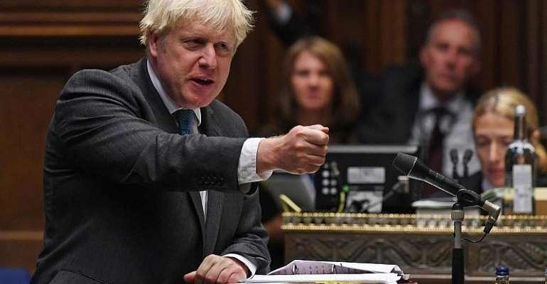 UK PARLIAMENT/AFP