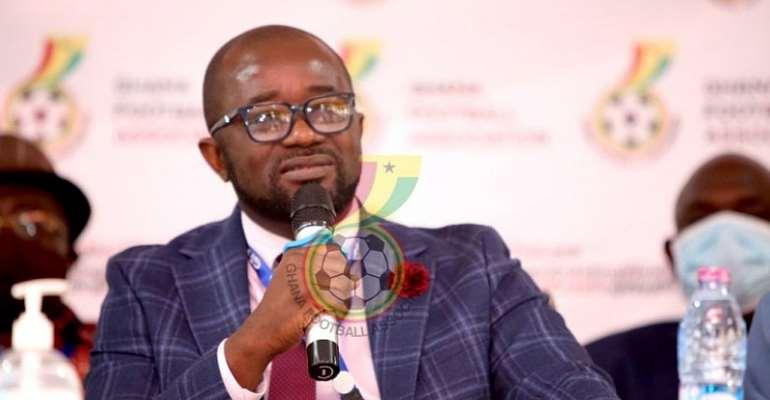 Ghana Football Association (GFA) President, Kurt Okraku