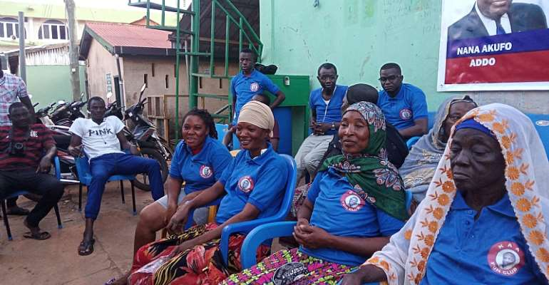 NPP Youth in Tamale Welcomes Akufo-Addo's Northern Region MMDCE nominees