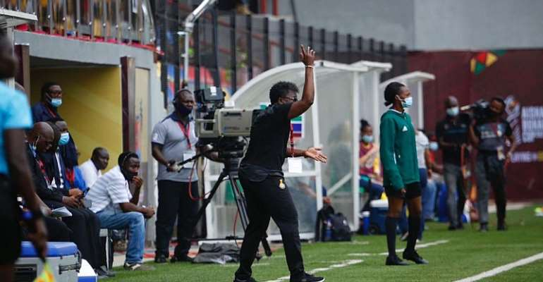 Aisha Buhari Cup: Expect a different game against Cameroon - Black Queens coach Mercy Tagoe-Quarcoo