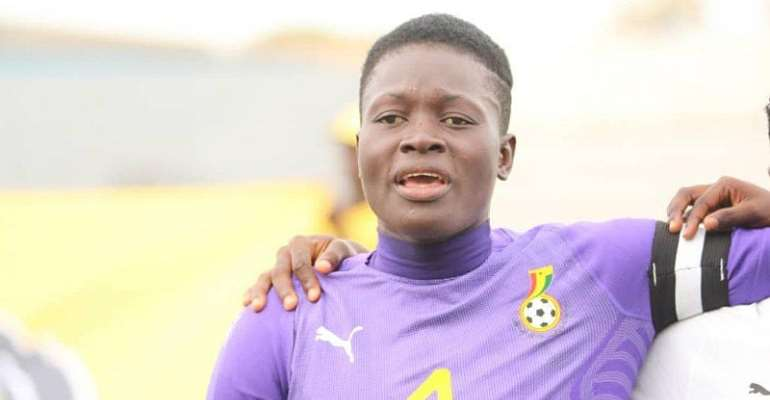 Aisha Buhari Cup: We look ahead to a great game against Cameroon - Black Queens deputy captain