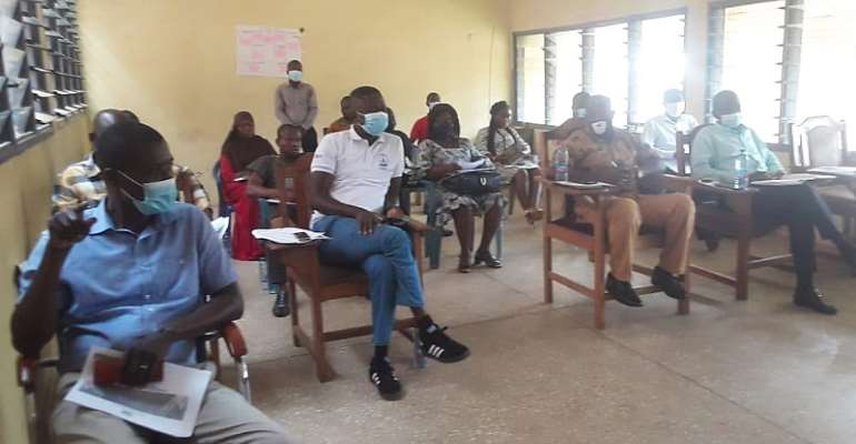Decentralized Departments schooled on budget preparation guidelines