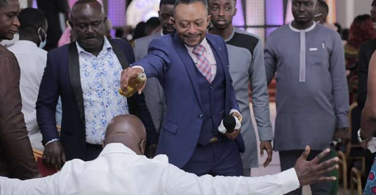 Rev. Owusu Bempah to reappear in court today