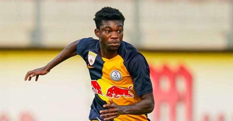Talented Ghanaian teenager Forson Amankwah
