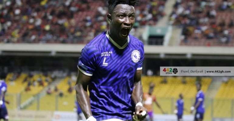Asante Kotoko agree deal to sign Stephen Amankona from Berekum Chelsea - Reports