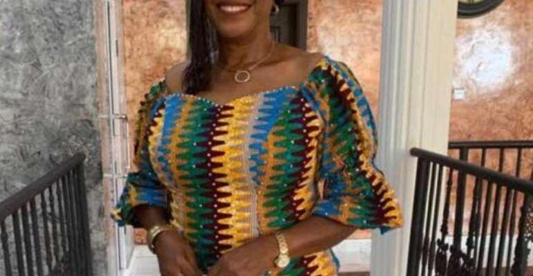 Evaloe Adjomoro-Gwira NDC congratulates Elizabeth Dorcas Amoah as first female MCE