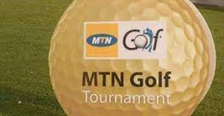 MTN Ashantifest invitational Golf tourney is on September 25