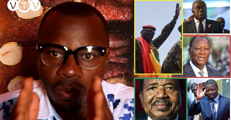 You've no moral rights to sanction Guinea Coup leaders — Akufo-Addo, ECOWAS leaders told