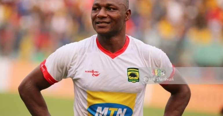 Asante Kotoko officially release defender Wahab Adams