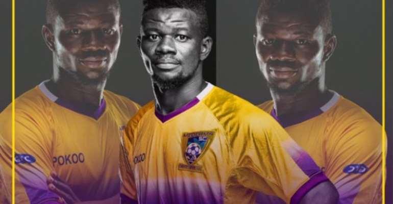 Midfield dynamo Kwasi Donsu extends Medeama SC contract until 2023