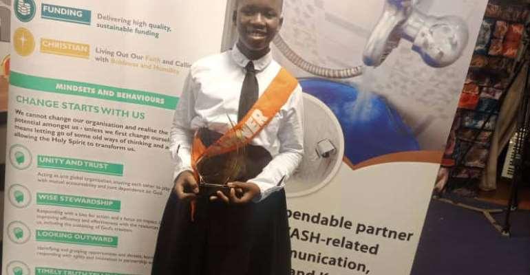 Mawada wins National Sanitation Challenge, crowned sanitation diplomat