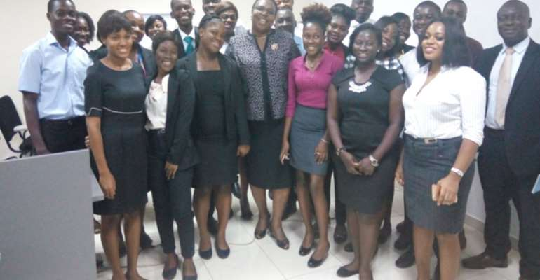 Energy Bank Trains National Service Personnel