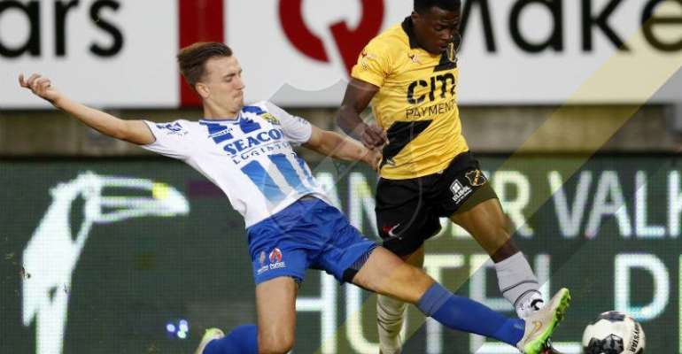 Ghanaian players in Dutch Cup: Agyepong eliminated by Opoku, Benson scores, Gyasi enjoys victory, Ampong & Attobra both lose