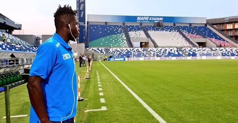 Afriyie Acquah Suffers Injury In Empoli's Defeat At Sassuolo