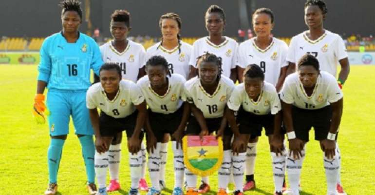 Lucy Quist Tips Her Hat To Female Footballers In Ghana