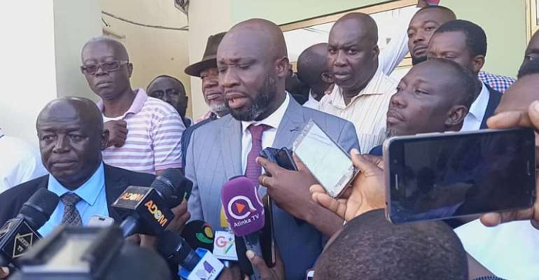 GFA Elections: Seven File To Contest Ghana FA Presidency