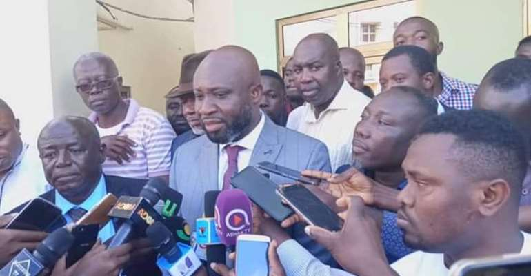 GFA Elections: George Afriyie Get Massive Endorsement From Premier And Division One League Clubs
