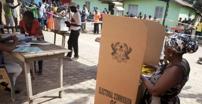 Talk To Us To Resolve Your Issues—EC React To NDC Allegations