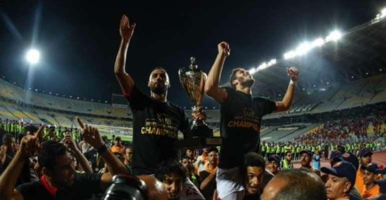 Al Ahly Beat Zamalek To Lift Egyptian Super Cup