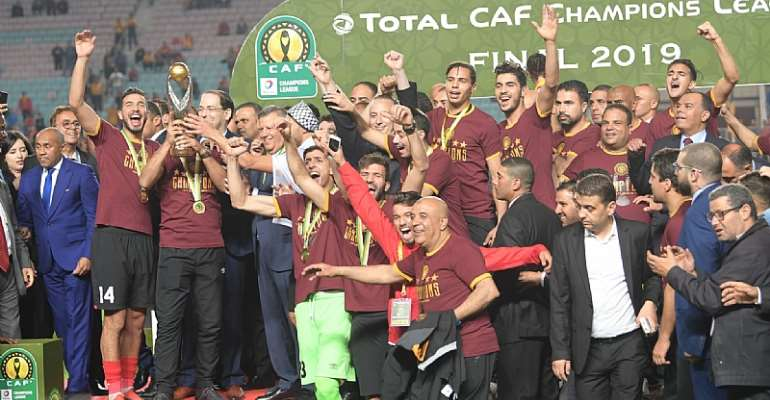 Esperance have been confirmed as the 2019 CAF Champions League winners ©Getty Images