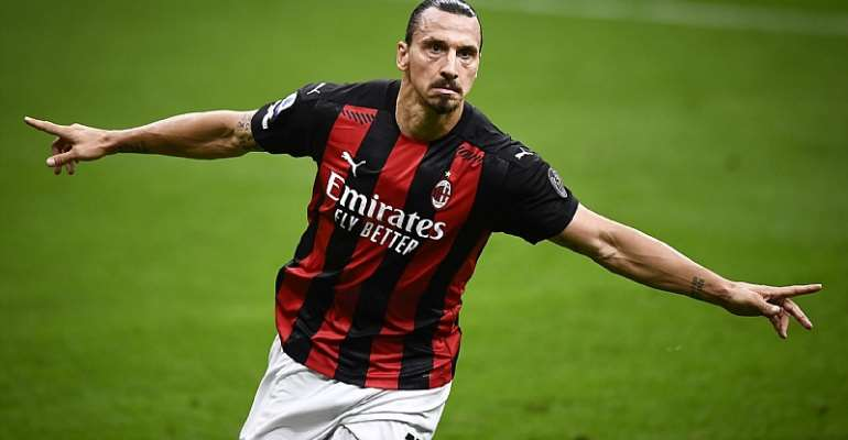 Ibrahimovic Scores Twice In AC Milan Win Against Bologna
