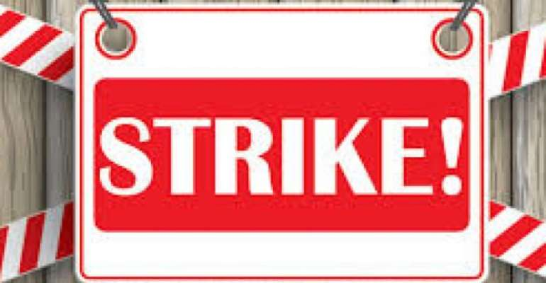 Tamale Central Hospital Ask Patients To Go Home Over Strike