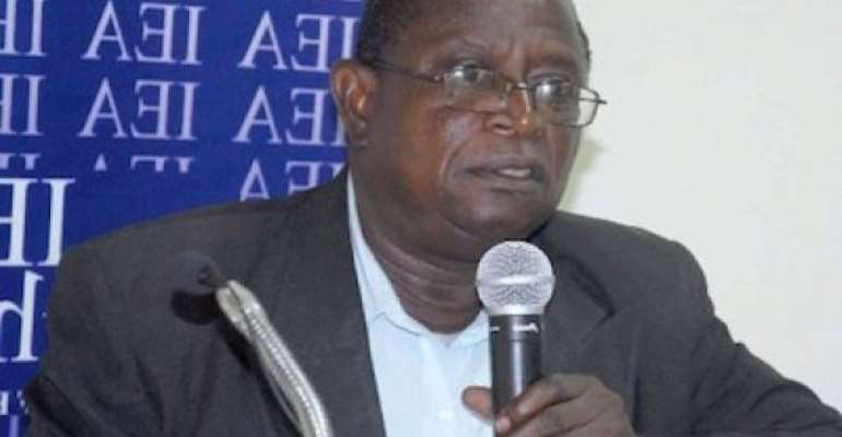 GHC100,000 Filing Fees Meant To Weed Out 'Frivolous Aspirants' — IDEG