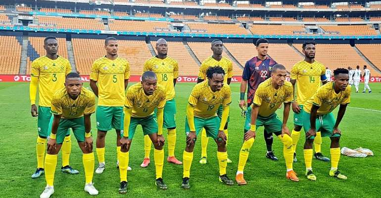 2022 WCQ: Hugo Broos names South Africa squad for Ethiopia encounter