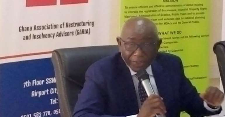 New Companies Act, CIRA will turn fortunes of businesses in Ghana — Registrar-General