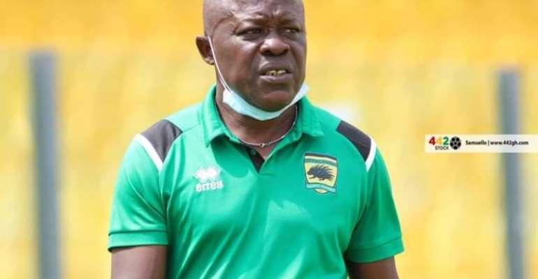 Assistant coach John Smith leaves Asante Kotoko - Reports