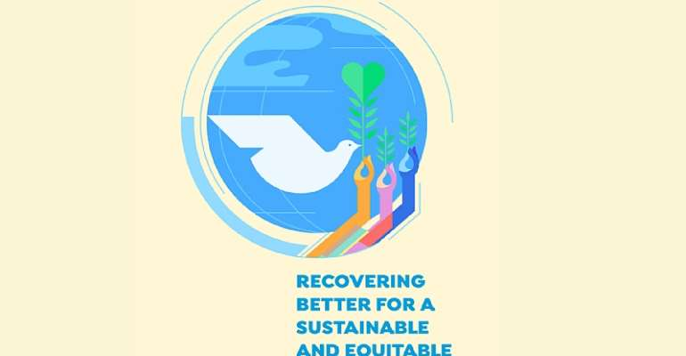 Recovering better for an equitable and sustainable world