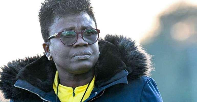 Black Queens coach Mercy Tagoe-Quarcoo criticizes and slams 'joke' Ghana FA for ignoring womens football