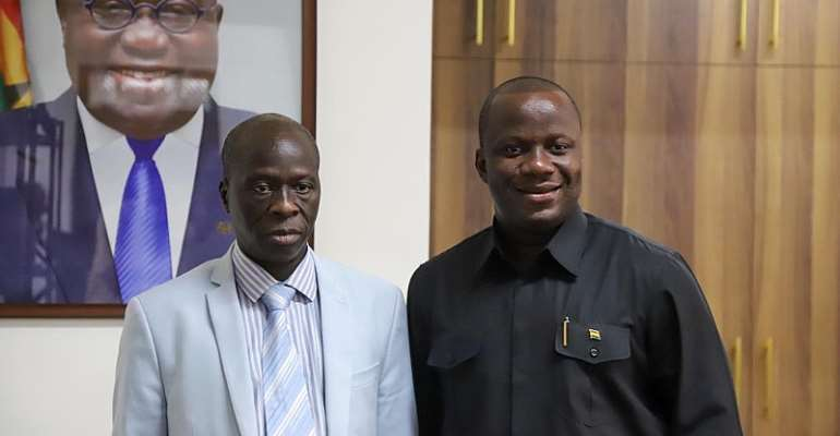Government to reclaim mined-out areas in Ghana