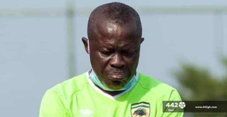 Asante Kotoko: I have not been served termination letter - John Smith