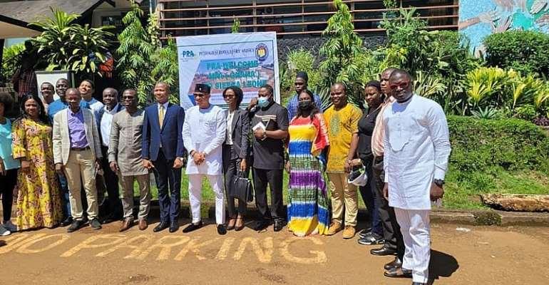 Ghana to assist Sierra Leone on petroleum downstream regulation