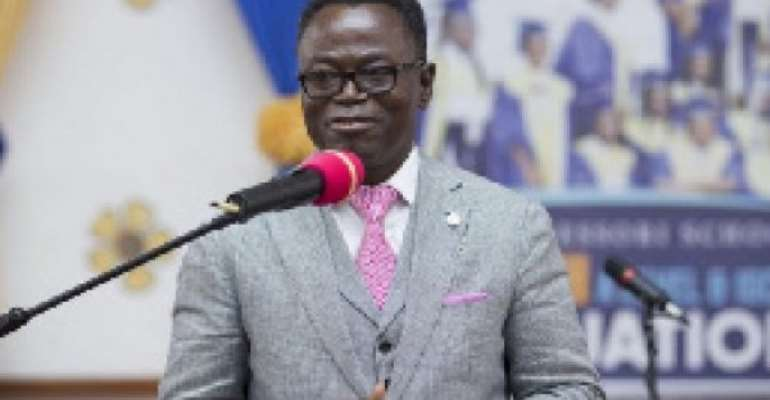 Justice Kulendi lauds introduction of Ghana Case Tracking System