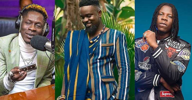 Let's support Stonebwoy, Sarkodie — Shatta Wale calls on Ghanaians