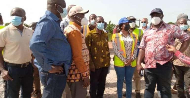 Government to blacklist non-resourceful road contractors – Amoako-Atta