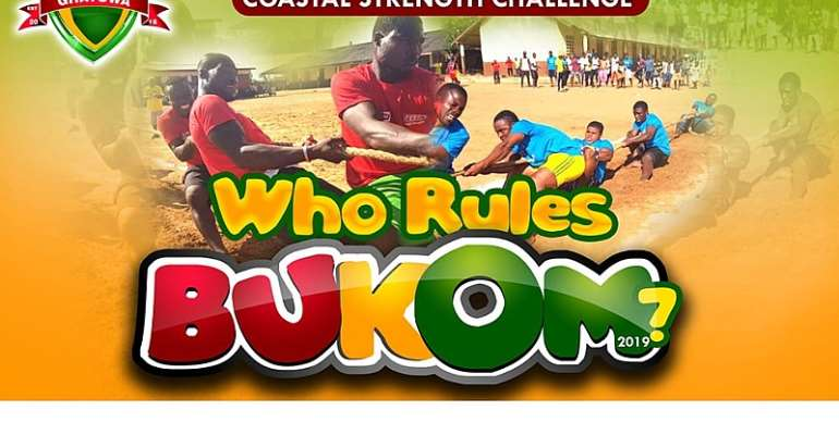 Who Rules Bukom - Tug of War 2019?