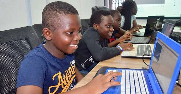 Online Survey Shows Ghanaian Children Are Exposed To Danger On Internet