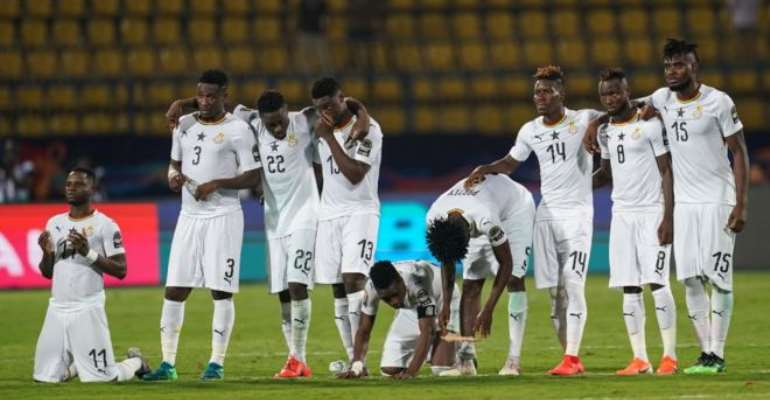 Ghana Was Not Humiliated At 2019 AFCON - Dr KK Sarpong