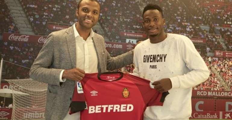 OFFICIAL: Ghana Defender Baba Rahman Joins La Liga Side Real Mallorca On One Year Loan Deal