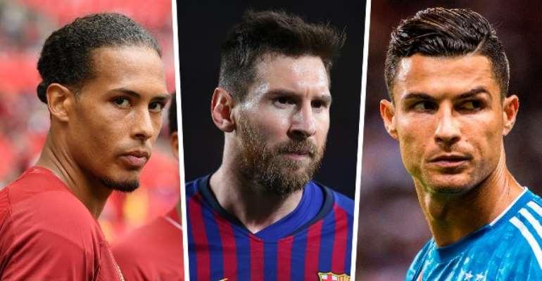 Ronaldo, Messi And Van Dijk Make Final FIFA The Best Shortlist