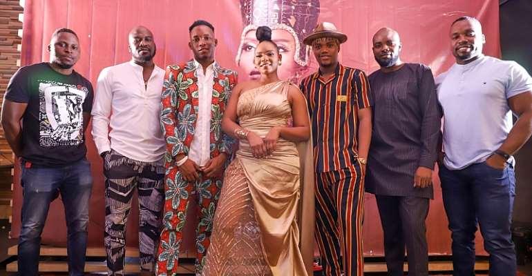 Mo Abudu, Funke Akindele, Debola Lagos, Omawumi & More Haunt Yemialade's