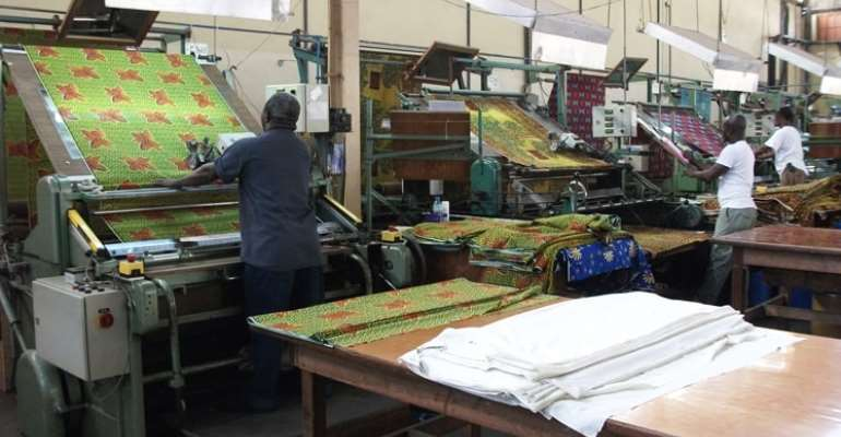 Gov't given ultimatum to weed out fake textiles