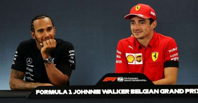 'A Lot More Greatness To Come' From Leclerc, Predicts Hamilton