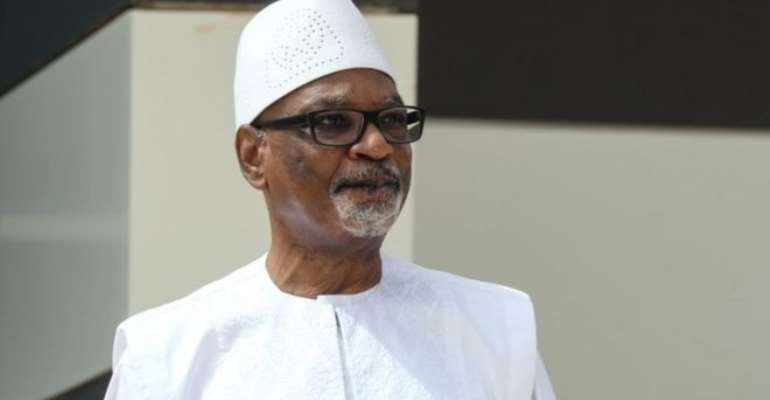 Ousted Mali President 'Admitted To Hospital'